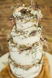 wedding photo - Fancy Cakes