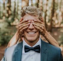 wedding photo - V O W S