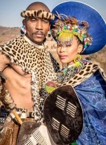 wedding photo - Africa