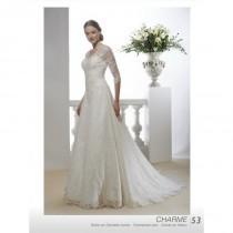 wedding photo - Robes de mariée Annie Couture 2016 - charme - Robes de mariée France