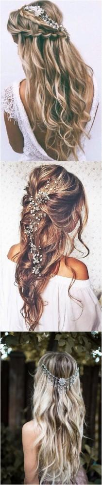 wedding photo - 20 Boho Chic Wedding Hairstyles For Your Big Day