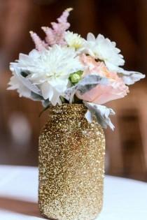 wedding photo - 30 Best   Cheap Rustic Mason Jar Wedding Ideas