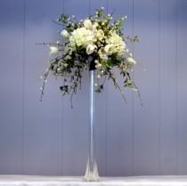 wedding photo - Martini Vases,tower Vases,fish Bowls Wedding Centrepieces Table Decoration