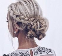 wedding photo - Haare