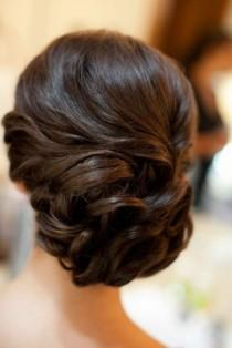 wedding photo - 68 Stunning Updo Wedding Hairstyles Ideas