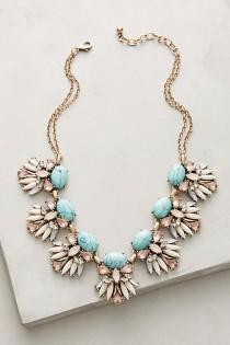 wedding photo - Larca Bib Necklace