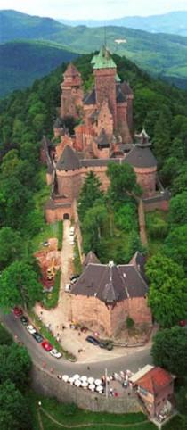 wedding photo - Castle