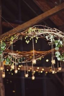 wedding photo - 40 Boho Chic Outdoor Wedding Ideas - Page 4 Of 4