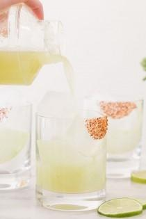 wedding photo - Honeydew Margarita