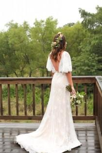 wedding photo - Ivy & Aster Then Came You Size 6 Wedding Dress