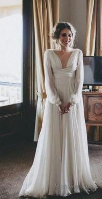 wedding photo - 139 Ideas For Fall 2017 Wedding Dress Trends (75)