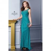 wedding photo - Alyce Paris - Style 29757 - Formal Day Dresses