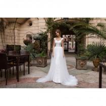 wedding photo - Wedding dress Emilia by Kaya Nova - Hand-made Beautiful Dresses