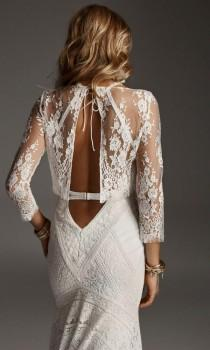 wedding photo - Rue De Seine Wedding Dresses We Love - Page 2 Of 2