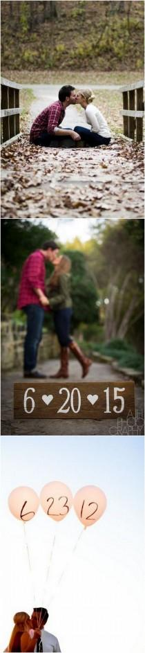 wedding photo - Top 20 Engagement Photo Ideas To Love