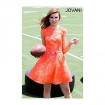 wedding photo - Jovani Jovani homecoming dress 91338 -  Designer Wedding Dresses