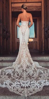 wedding photo - 30 Mermaid Wedding Dresses You Admire