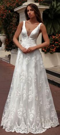 "wedding photo - Katherine Joyce 2018 Wedding Dresses ""Ma Cherie"" Bridal Collection"
