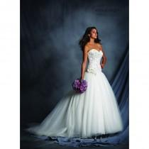 wedding photo - Alfred Angelo 2528 - Royal Bride Dress from UK - Large Bridalwear Retailer