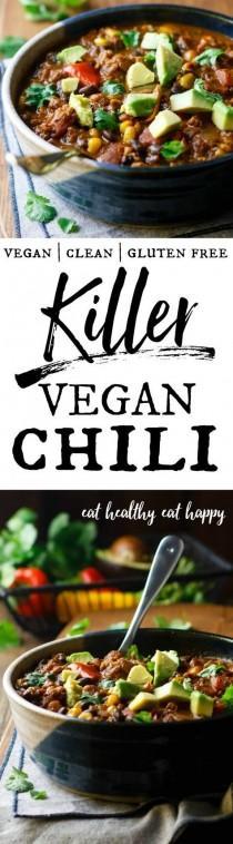 wedding photo - Killer Vegan Chili