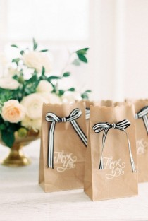 wedding photo - 60 Ways To Use Ribbon In Your Wedding Decor