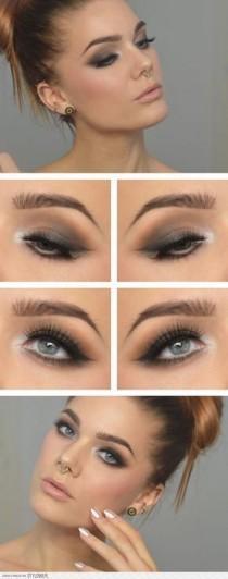 wedding photo - Makeup Eyeshadow