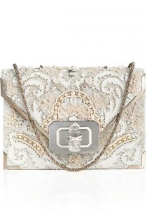 wedding photo - Marchesa Pearl Valentina Shoulder Bag