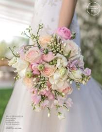 wedding photo - Editorial { Full Bloom }