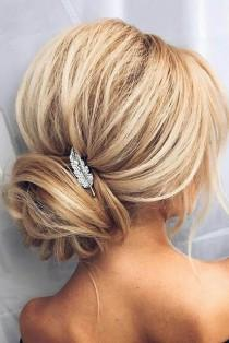 wedding photo - Wedding Hairstyles Inspiration Up Dos