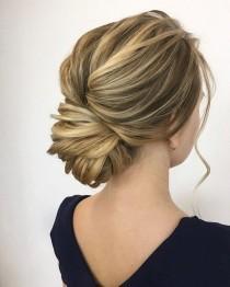 wedding photo - Gorgeous Feminine Wedding Hairstyles To Inspire You