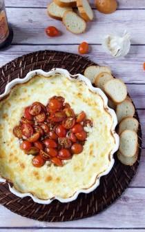 wedding photo - Baked Goat Cheese Dip