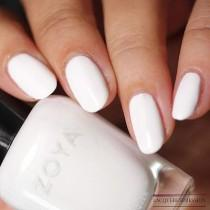 wedding photo - Mainstream Swatch And Review - Zoya Bridal Bliss (Part II)