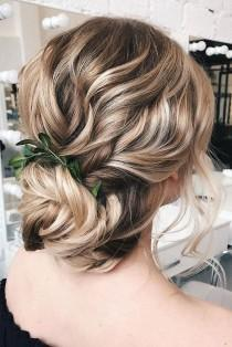wedding photo - 42 Most Outstanding Wedding Updos For Long Hair
