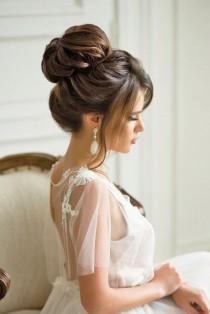 wedding photo - 30 Timeless Bridal Hairstyles