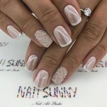 wedding photo - Wedding Nail Ideas