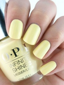 wedding photo - OPI Infinite Shine Summer 2015 Collection: Review And Swatches