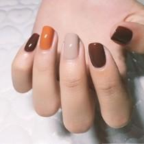 wedding photo - 10 Fall Nail Designs You Need To Try This Year