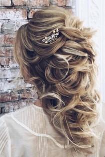 wedding photo - Tonya Pushkareva Wedding Hairstyle Inspiration