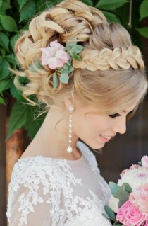wedding photo - All About Hair