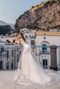 "wedding photo - La Petra 2019 Wedding Dresses — ""Amalfi"" Bridal Collection"