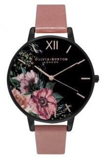wedding photo - Olivia Burton 'After Dark' Leather Strap Watch, 38mm Available At #Nordstrom