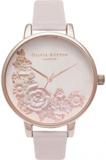 wedding photo - Olivia Burton OB16FS85 3D Floral Watch