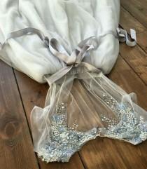 wedding photo - Nacht Wäsche