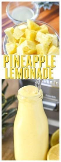 wedding photo - Pineapple Lemonade