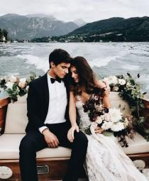 wedding photo - Pinterest /// @emskibb