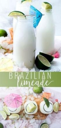 wedding photo - Brazilian Limeade