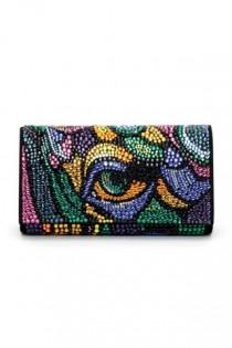 wedding photo - SPRING 2012 GIUSEPPE ZANOTTI Clutch