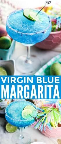 wedding photo - Virgin Blue Margarita
