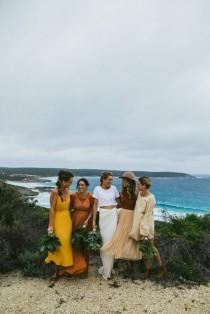wedding photo - Holly & Jarrod's Chilled Mexicana Beach Wedding