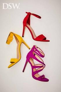 wedding photo - Twirl Into Those Late-summer Parties With Heels For Every Invite! Shop Not At Dsw.com